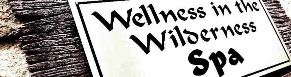 Safari Lodge Wellness in the wilderness spa logo